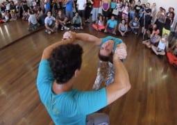 Video: Renata Pecanha & Jorge Peres' Demo at Summer Zouk in Rio 2015