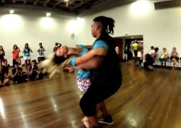 Video: Val Clemente & Thayna Trovick's Demo at Summer Zouk in Rio