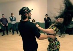 Video: Kamacho & Jessica Lamdon's Demo in NYC