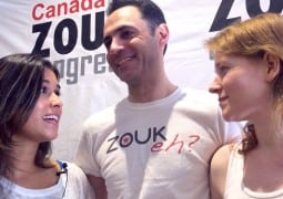 Video: Clips From Cirque Du Zouk With Darius & Laura Interview