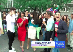 Video: Zoukology LIVE on Univision