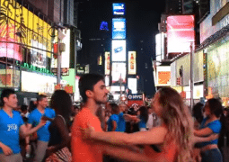 Video: International Zouk Day 2015 in New York City