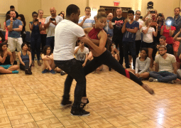 "Video: Carlos & Fernanda ""Counter Balance"" Demo @ the 3rd Annual DC Zouk Festival"