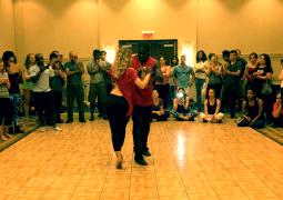 Video: Enah & Carolina Demo @ the 3rd Annual DC Zouk Festival