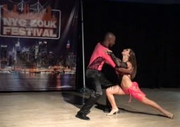 Video: Master Gilson  & Maria Perform @ the 2016 NYC Zouk Festival
