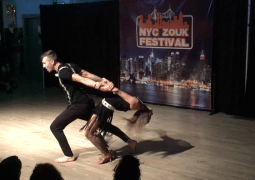 Video: Jakub & Lucia Perform @ the 2016 NYC Zouk Festival