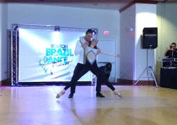 Video: Andrea & Silvia's Sensual Bachata Performance @ the 3rd Boston Brazil Dance Festival